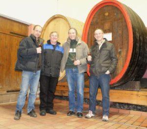 Gumphof und Jordan Winery